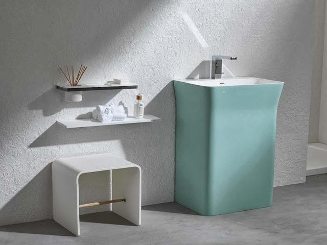 Systempool Modul Mint lavabo